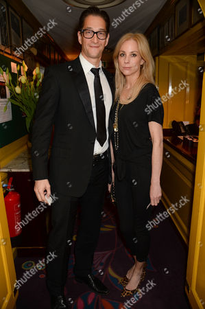 Matthew Stillman and Kate Driver