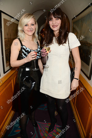 Editorial photo of Charles Finch and Chanel Pre-BAFTA Dinner, Annabel's, London, Britain - 07 Feb 2015