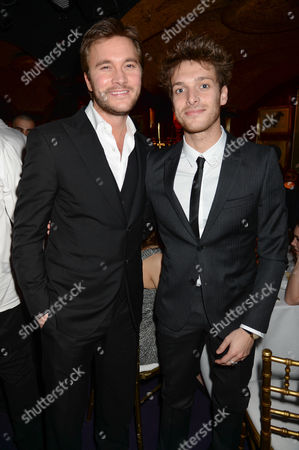 Ben Caring and Paolo Nutini