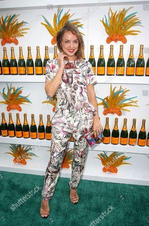 Editorial photo of Veuve Clicquot Hosts Clicquot Carnaval in Miami, Florida, America - 07 Feb 2015