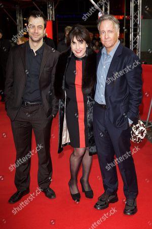 Arthur Phillips (writer), Joyce Pierpoline (producer), Mitchell Lichtenstein (director)