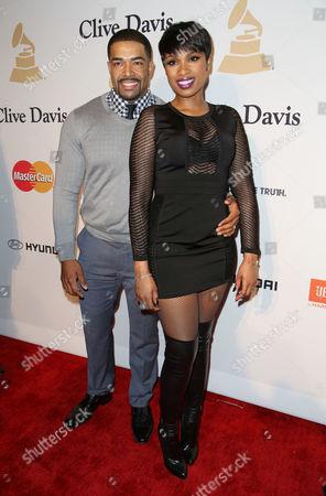 Jennifer Hudson and husband David Otunga