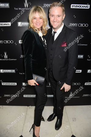 Zoe Ball and Dean Piper