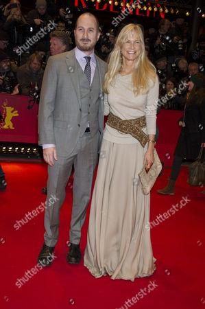 Darren Aronofsky and Martha De Laurentiis