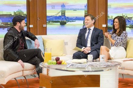 Editorial photo of 'Good Morning Britain' TV Programme, London, Britain. - 09 Feb 2015