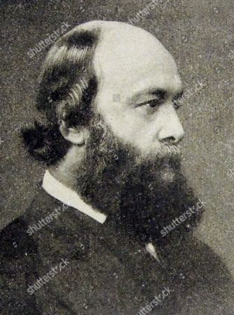 Portrait photograph of Lord Sailsbury (Robert Arthur Talbot Gascoyne-Cecil, 3rd Marquess of Salisbury) (1830 - 1903) British Prime Minister and member of the Conservative Party. Dated 1880