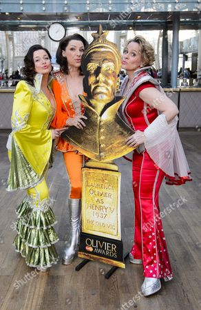 'Mamma Mia!' - Dianne Pilkington, Kim Ismay and Rebecca Lock