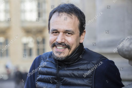 Stock Image of Karim Miske