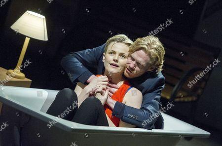 Maxine Peake as Dana, Michael Shaeffer as Jarron