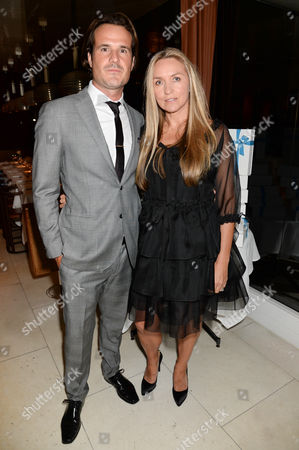 Editorial picture of Launch party of Collette Dinnigan's book 'Obsessive Creative' at Mr Chow's, London, Britain - 09 Feb 2015