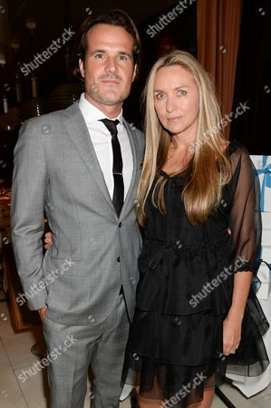 Editorial photo of Launch party of Collette Dinnigan's book 'Obsessive Creative' at Mr Chow's, London, Britain - 09 Feb 2015