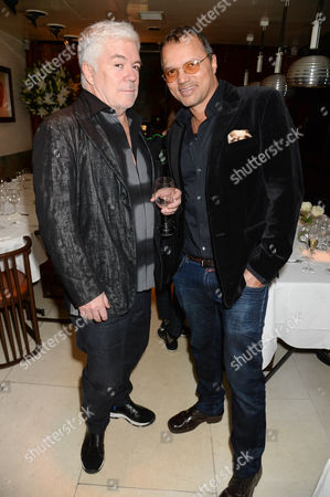 Editorial image of Launch party of Collette Dinnigan's book 'Obsessive Creative' at Mr Chow's, London, Britain - 09 Feb 2015