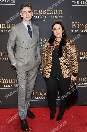 Toby Bateman and Arianne Phillips