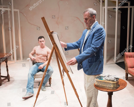 Stock Image of 'Gods and Monsters' - Will Austin and Ian Gelder