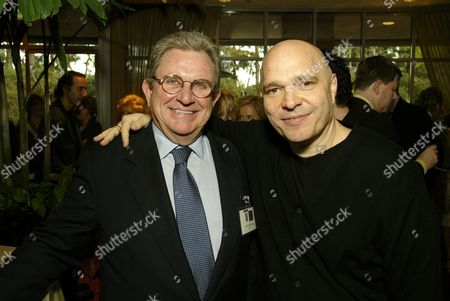 Gary Dartnall and Anthony Minghella