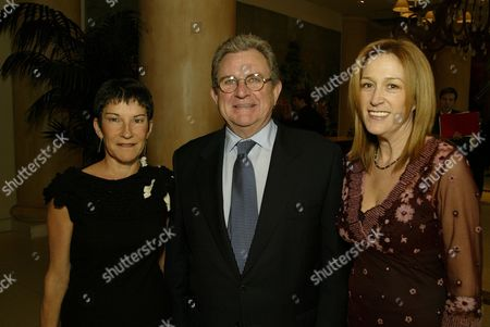 Rosalie Swedlin, Gary Dartnall and Melanie Greene