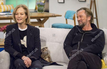 Jenny Seagrove and Simon Shepherd