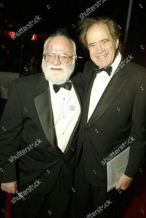 Saul Zaentz and Arthur Cohn
