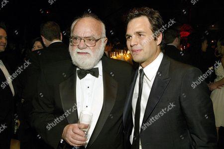 Saul Zaentz and Mark Ruffalo