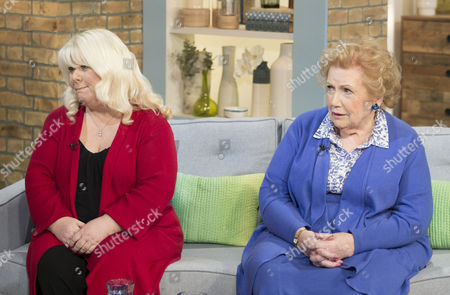 Editorial photo of 'This Morning' TV Programme, London, Britain. - 10 Feb 2015