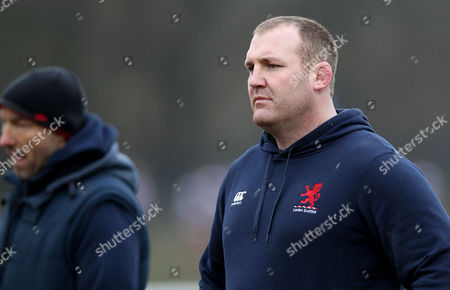 Tim Payne -  London Scottish Coach