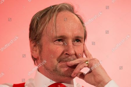 Stock Image of Justin Urquhart Stewart of Seven investment management at the British Chambers of Commerce conference