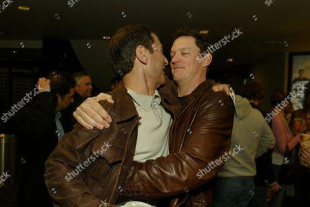 Mike Tollin and Matthew Lillard
