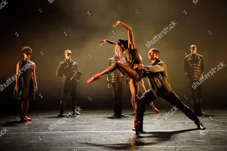 Cassa Pancho's Ballet Black presents 'Second Coming', choreographed by Mark Bruce