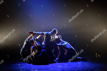 Stock Picture of Cassa Pancho's Ballet Black presents 'Second Coming', choreographed by Mark Bruce
