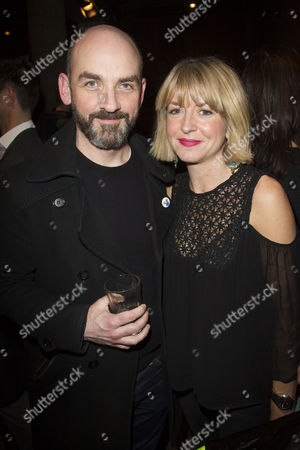 Editorial image of How To Hold Your Breath, After Party, London, Britain - 10 Feb 2015