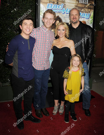 Bradley Steven Perry, Jason Dolley, Leigh-Allyn Baker, Eric Allan Kramer and Mia Talerico