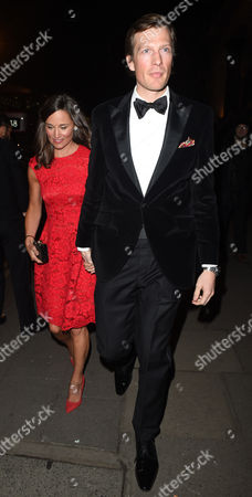Stock Picture of Pippa Middleton and Nico Jackson