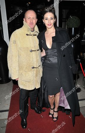 Danny Rampling and Ilona Rampling