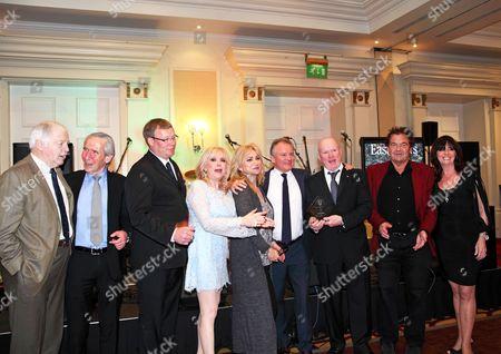 Ian Lavender, Ricky Groves, Carol Harrison, Debbie Arnold, Bobby Davro, Steve McFadden, Vicki Michelle MBE