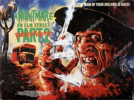 A Nightmare on Elm Street Part 2: Freddy's Revenge is a 1985 American slasher film and the second film in the Nightmare on Elm Street film series. The film was directed by Jack Sholder and stars Mark Patton, Kim Myers, Robert Rusler and Robert Englund as Freddy Krueger. It is the sequel to A Nightmare on Elm Street..