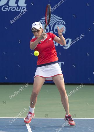 Editorial picture of PTT Thailand Open, Tennis tournament, Pattaya, Thailand - 11 Feb 2015