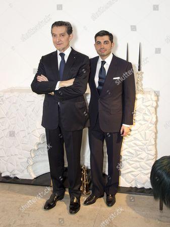 Francis Sultana and David Gill