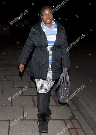 Stock Picture of Witness, Iyabo Adetokunbo