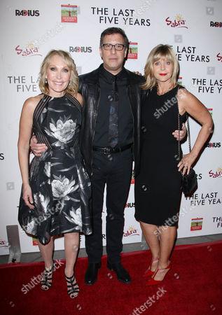 Janet Brenner, Richard LaGravenese and Lauren Versel