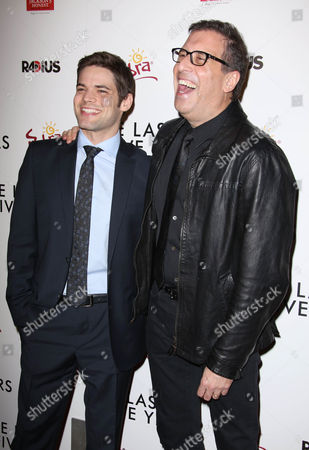 Jeremy Jordan and Richard LaGravenese