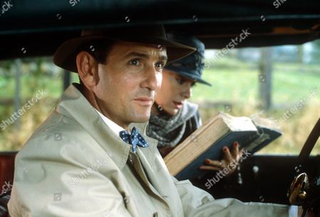 Editorial image of AGATHA CHRISTIE'S 'PARTNERS IN CRIME' TV SERIES - 1980S