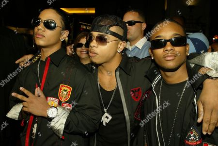Lil' Fiz, Raz B  and J Boog