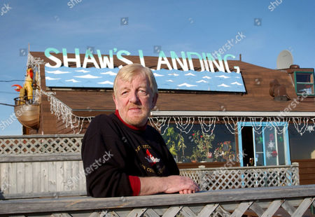 Ian Shaw who now owns and runs a sea food restaurant in West Dover, Nova Scotia. 29 DEC 2003