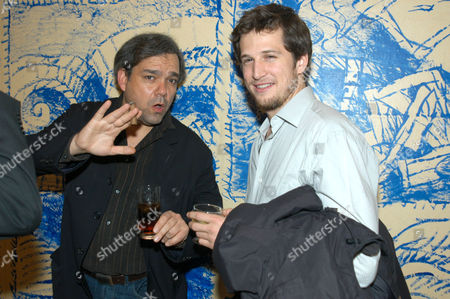 DIDIER BOURDON AND GUILLAUME CANET