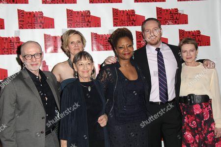 Joel Drake Johnson, Cynthia Nixon, Patricia Conolly, Tonya Pinki