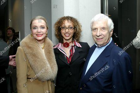 Anne Jeffreys, Sterling $10,000 Prize Winner Linda Martinez and Elmer Bernstein
