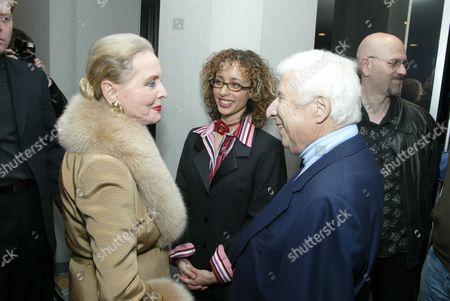 Anne Jeffreys Sterling, Linda Martinez and Elmer Bernstein