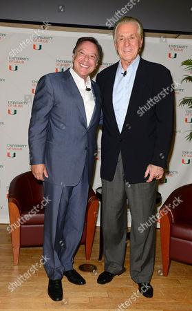 Mike B Fernandez, Pat Riley