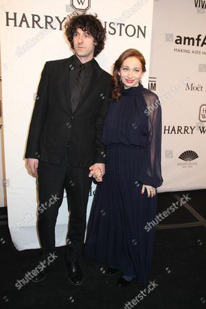 Jack Dishel and Regina Spektor