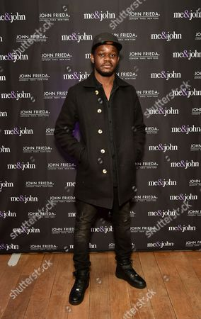 Editorial picture of John Frieda Launch Party, OXO Tower, London, Britain - 12 Feb 2015
